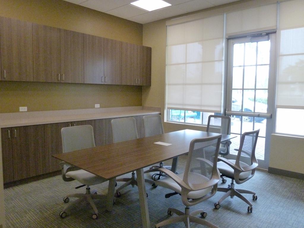Commercial aes interiors associates inc for Commercial furniture interiors inc