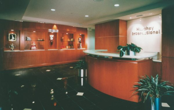 Hershey International Corporate HQ – Weston, FL.
